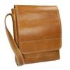 Pánská kožená Crossbody taška bata, hnědá, 964-3283 - 13