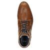Ležérní kotníková obuv kožená bata, hnědá, 826-3912 - 26