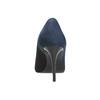Dámské lodičky na jehlovém podpatku insolia, modrá, 729-9608 - 17