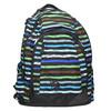 Školní batoh s pruhy bagmaster, modrá, 969-9651 - 26