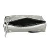 Stříbrná Crossbody kabelka bata, stříbrná, 961-1501 - 15