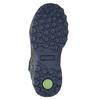 Kožená dětská kotníčková obuv mini-b, modrá, 413-9175 - 19