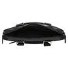 Kožená unisex taška bata, černá, 964-6204 - 15