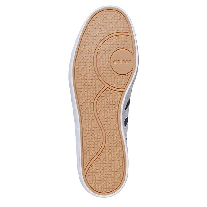 Pánské kožené tenisky adidas, modrá, 803-9197 - 26