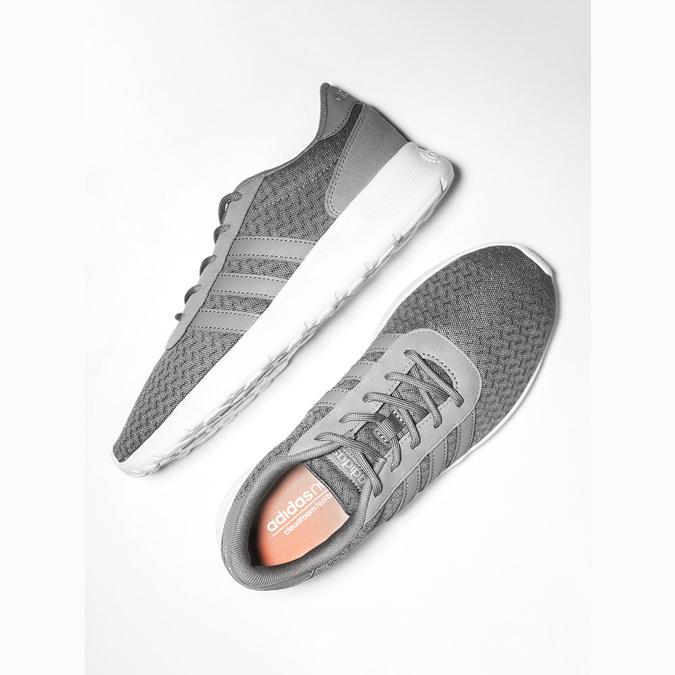 Dámské šedé tenisky adidas, šedá, 509-2198 - 19