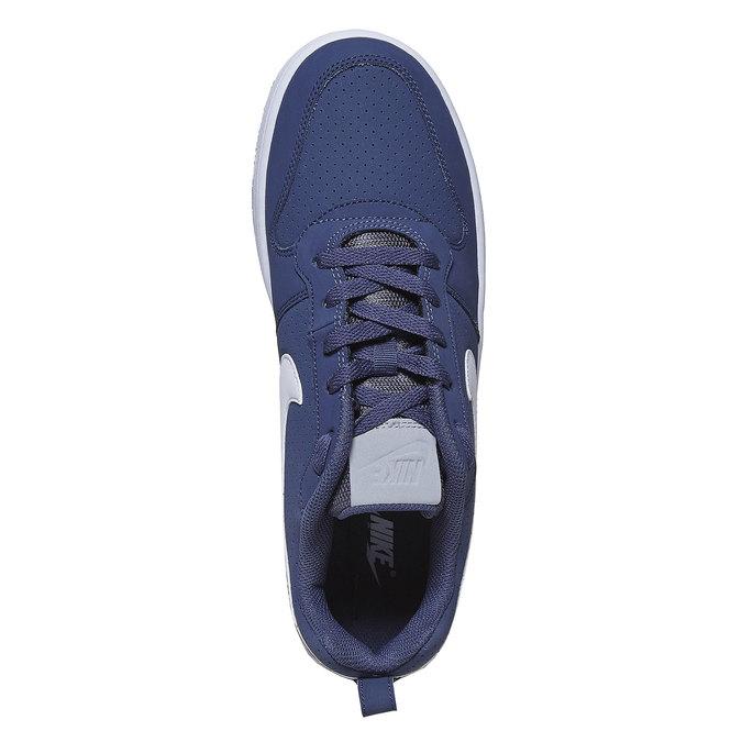Ležérní pánské tenisky nike, modrá, 801-9154 - 19