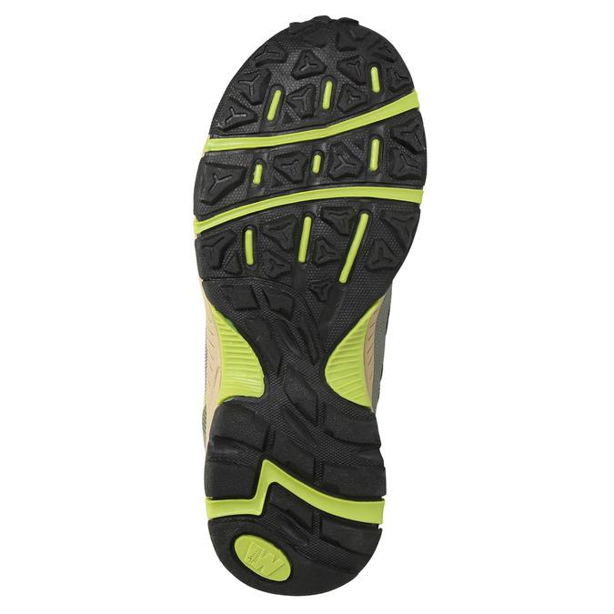 Šedá dětská Outdoor obuv weinbrenner-junior, šedá, 419-2613 - 17