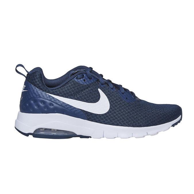 Sportovní pánské tenisky nike, modrá, 809-9357 - 15