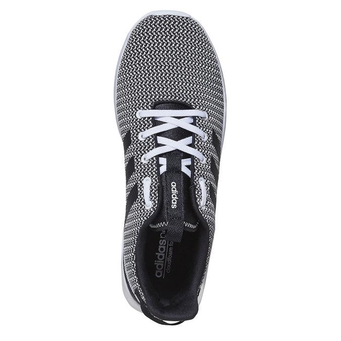 Tenisky ve sportovním designu adidas, černá, 809-6201 - 19