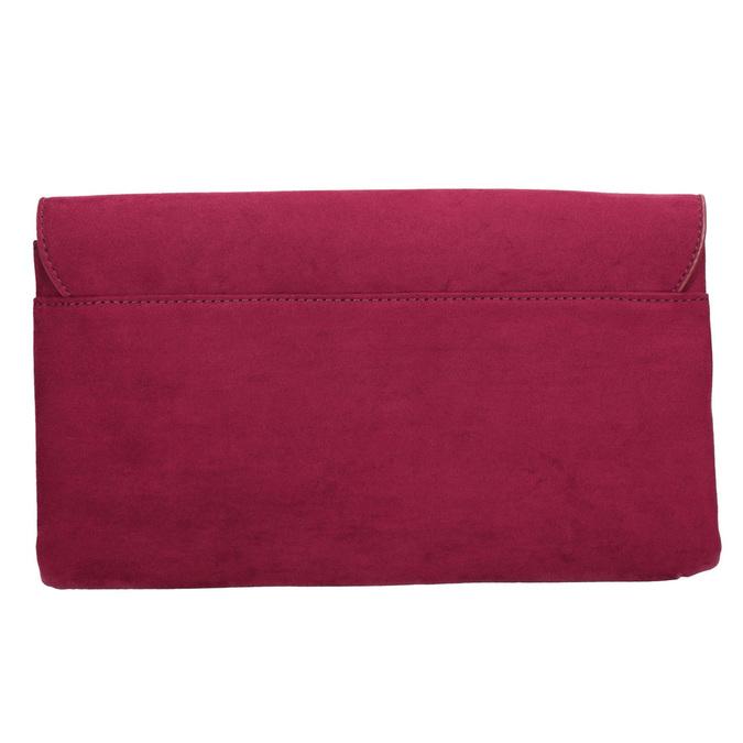 Dámské vínové psaníčko bata, červená, 969-5665 - 26