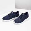 Modré tenisky sportovního střihu adidas, modrá, 509-9112 - 16