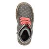 Dětská kotníčková obuv bubblegummers, šedá, 221-2606 - 26