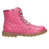Růžová kotníčková obuv bubblegummers, růžová, 221-5606 - 15