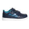 Dětské tenisky na suché zipy adidas, modrá, 101-9161 - 26