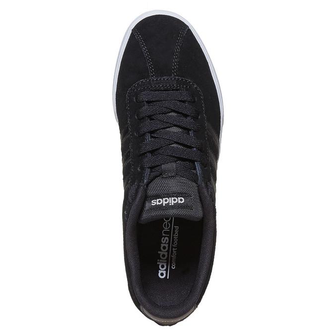 Ležérní dámské tenisky adidas, černá, 501-6229 - 19
