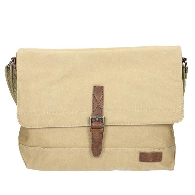 Hnědá Crossbody taška s přezkou camel-active-bags, hnědá, 969-8031 - 26
