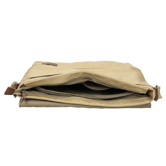 Hnědá Crossbody taška s přezkou camel-active-bags, hnědá, 969-8031 - 15