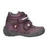 Kotníčková dívčí obuv bubblegummers, fialová, 121-9622 - 15