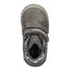 Chlapecká kotníčková obuv bubblegummers, šedá, 111-2618 - 19