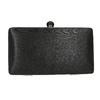 Pevné dámské psaníčko bata, černá, 969-6660 - 17