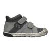 Kotníčková dětská obuv na suché zipy mini-b, šedá, 211-2624 - 15