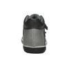 Kotníčková dětská obuv na suché zipy mini-b, šedá, 211-2624 - 17