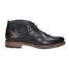 Pánské kožené Chukka Boots bugatti, modrá, 826-9007 - 26