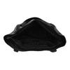 Černá dámská kabelka s prošitím bata, černá, 961-6787 - 15