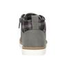 Dětská kotníčková obuv mini-b, šedá, 291-2172 - 16