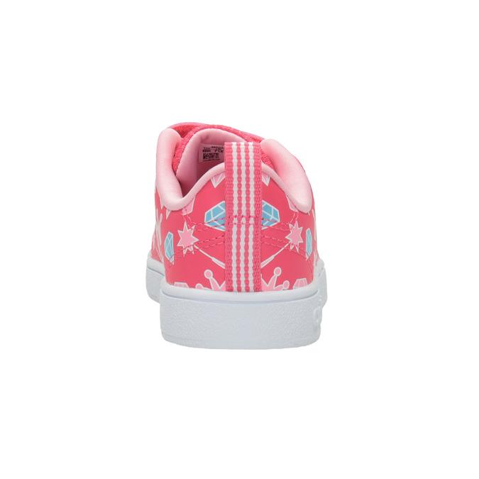 Dívčí tenisky s potiskem adidas, růžová, 101-5533 - 16