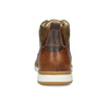 Kožená pánská kotníčková obuv bata, hnědá, 846-3645 - 15