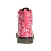 Dívčí šněrovací obuv s hvězdičkami mini-b, růžová, 291-5167 - 16