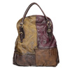 Dámská kožená kabelka a-s-98, vícebarevné, 966-0061 - 26