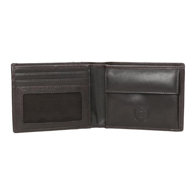 Pánská kožená peněženka bugatti-bags, hnědá, 944-4052 - 15
