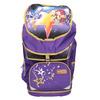 Školní aktovka s pevným dnem lego-bags, fialová, 969-9010 - 17