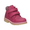 Růžová dětská zimní obuv weinbrenner-junior, růžová, 226-5200 - 13