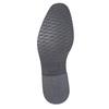 Pánská kožená kotníková obuv bata, hnědá, 826-3611 - 26