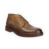 Pánské kožené Chukka Boots bata, hnědá, 826-2919 - 13