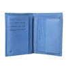 Modrá kožená peněženka bata, modrá, 944-9179 - 15