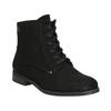 Kotníčková dámská obuv bata, černá, 599-6617 - 13