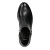 Kotníčková dámská obuv bata, černá, 591-6619 - 26