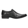 Kožené pánské Loafers bata, černá, 814-6623 - 15