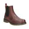 Kožená dámská Chelsea obuv bata, hnědá, 596-3680 - 13