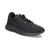 Černé dámské tenisky sportovního střihu nike, černá, 509-0157 - 13