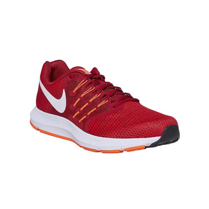 Pánské červené tenisky nike, červená, 809-5120 - 13