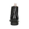 Dámská obuv v Chelsea stylu gant, černá, 514-6077 - 17