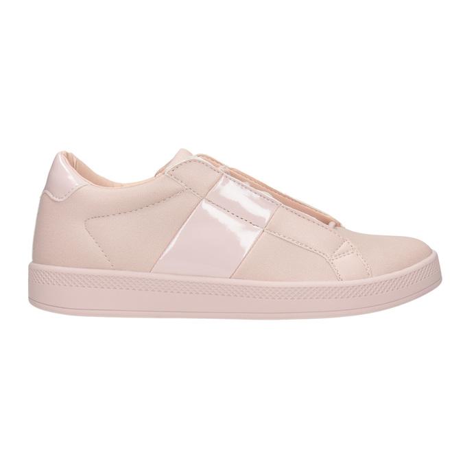 Růžové dámské tenisky, růžová, 501-5171 - 26