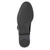 Dámské kozačky nad kolena bata, černá, 599-6616 - 19