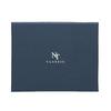 Sada kravaty, kapesníčku a manžetových knoflíčků n-ties, modrá, 999-9298 - 16