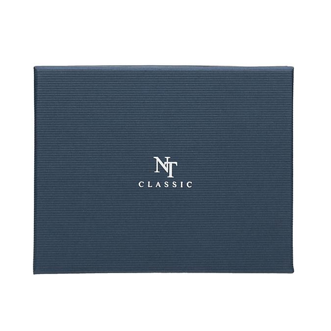 Sada kravaty, kapesníčku a manžetových knoflíčků n-ties, modrá, 999-9295 - 16